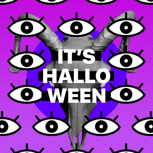 It's Halloween
