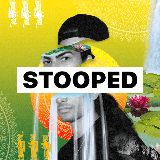 Stooped
