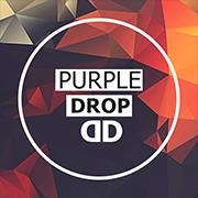 Purple Drop