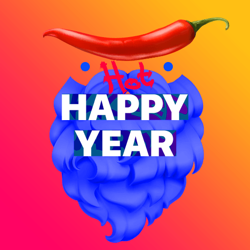 Hot Happy Year
