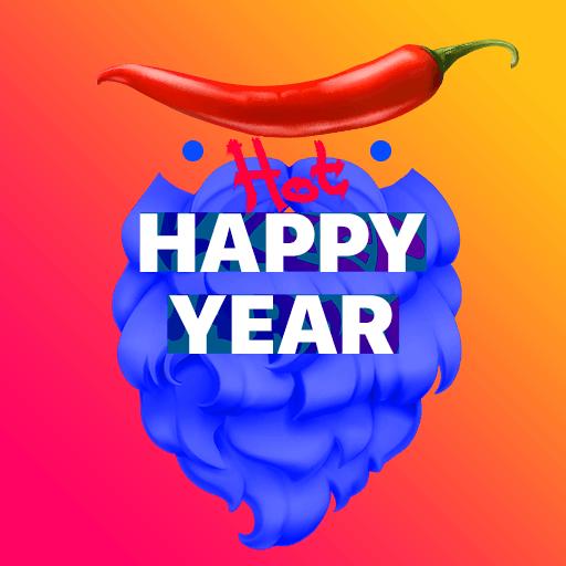 Hot Happy Year