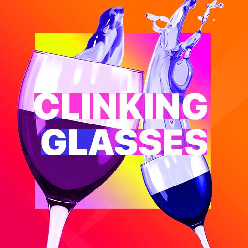 Clinking Glasses